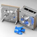 انواع قالب تزریق پلاستیک