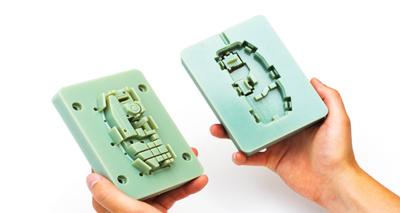 خدمات ساخت قالب تزریق پلاستیک